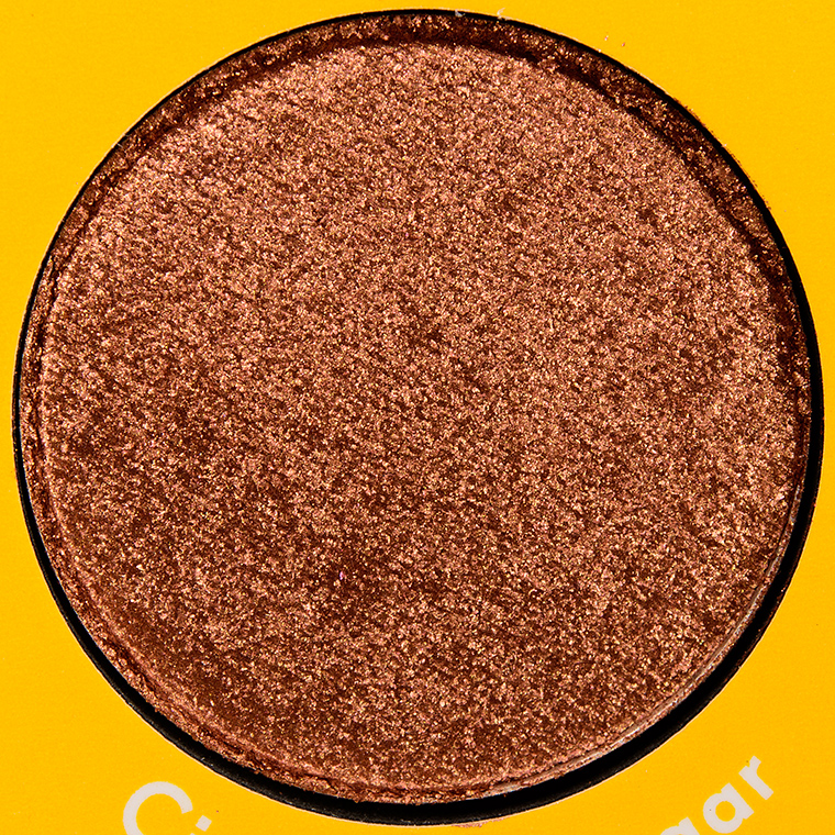 ColourPop Cinnamon Sugar Pressed Powder Shadow