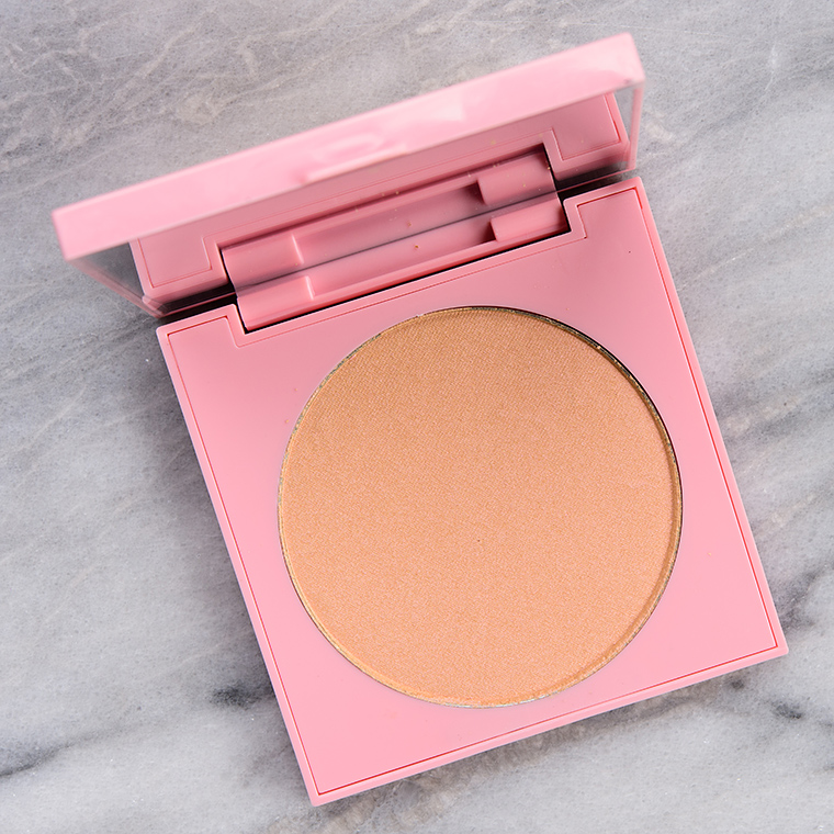 Colour Pop Swipe Right Pressed Powder Highlighter