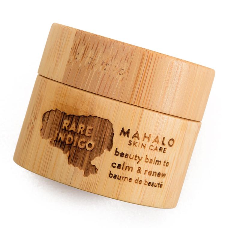 Mahalo Skin Care The Rare Indigo Beauty Balm