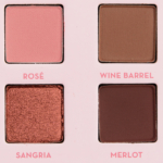 Makeup Geek Champagne & Rose 8-Pan Eyeshadow Palette