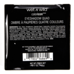Wet 'n' Wild House of Thorns Color Icon Eyeshadow Quad