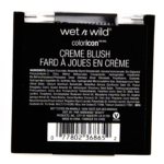 Wet \'n\' Wild Rose in Peace Color Icon Crème Blush