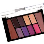 Wet 'n' Wild VI Purple Color Icon Eyeshadow 10-Pan Palette