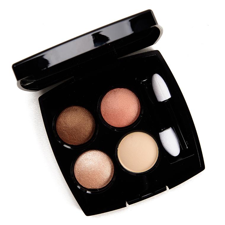Chanel Lueurs Ambrees (314) Les 4 Ombres Multi-Effect Quadra Eyeshadow