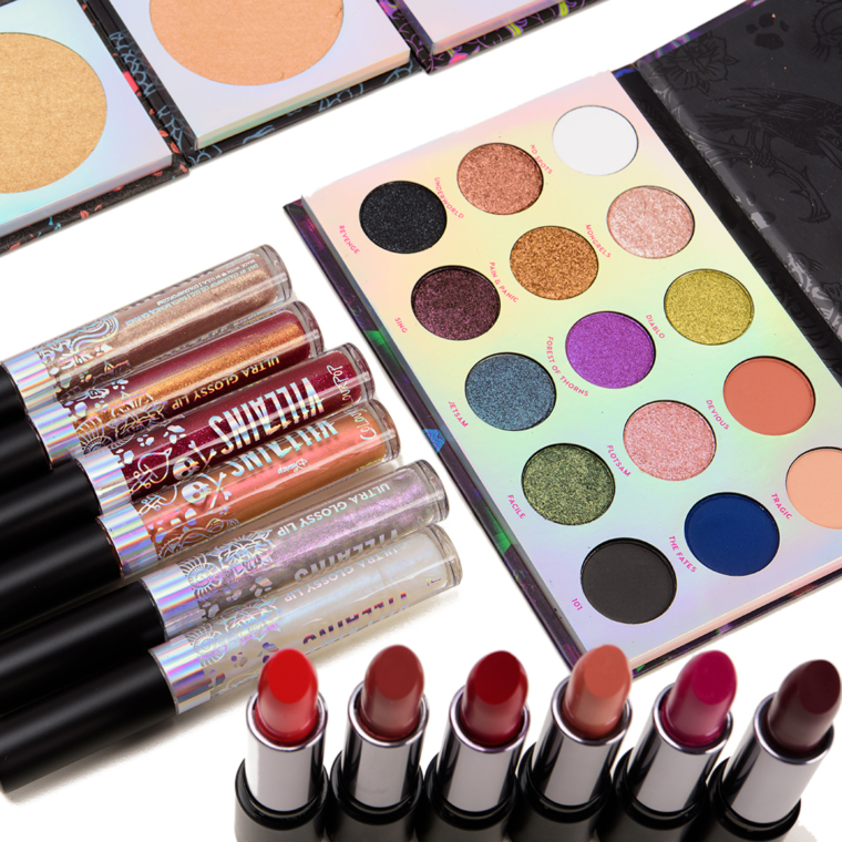 Best & Worst of ColourPop x Disney Villains Collection