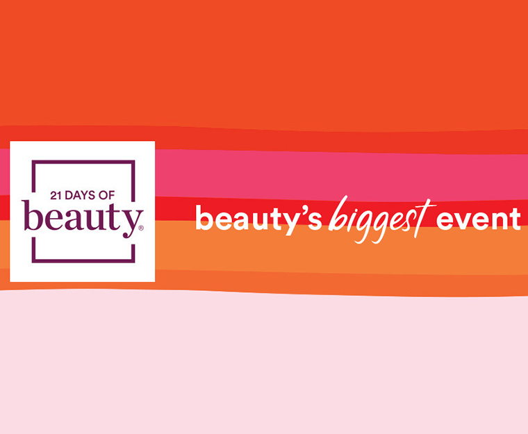 9ccf4ed1b9d ULTA 21 Days of Beauty 2019 | March 17th through April 6th