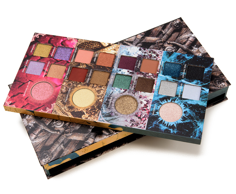 Urban Decay Game of Thrones GoT Eyeshadow Palette