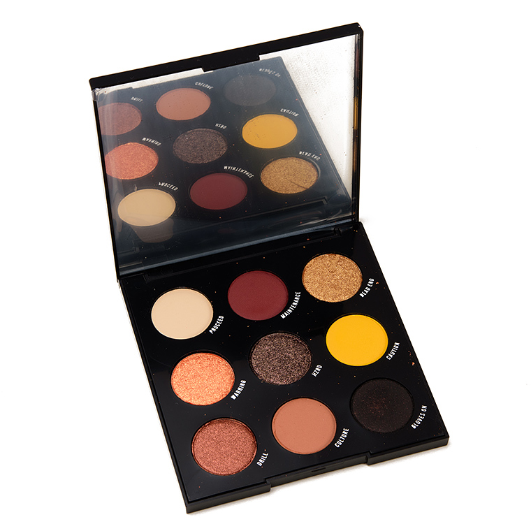 Colour Pop Proceed with Caution 9-Pan Pressed Powder Palette