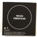 Colour Pop Whistle While You Werk Pressed Powder Blush