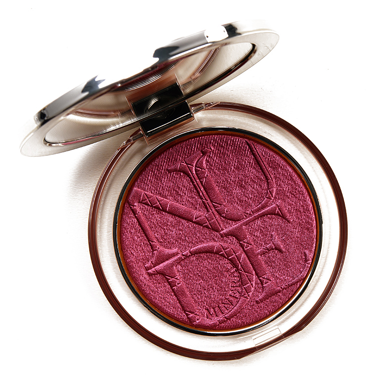 Dior Plum Pop (11) Diorskin Nude Luminizer Blush