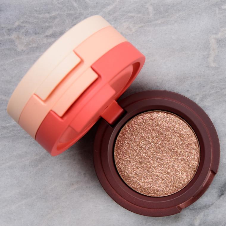 Kaja Baked Cinnamon Bouncy Shimmer Eyeshadow