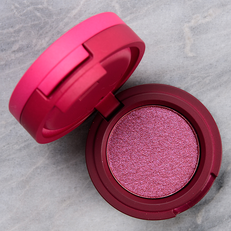 Kaja Cassis Bouncy Shimmer Eyeshadow