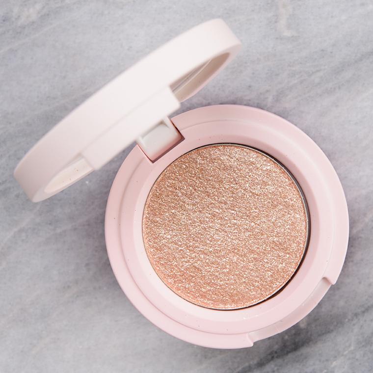 Kaja Champagne Cream Bouncy Shimmer Eyeshadow
