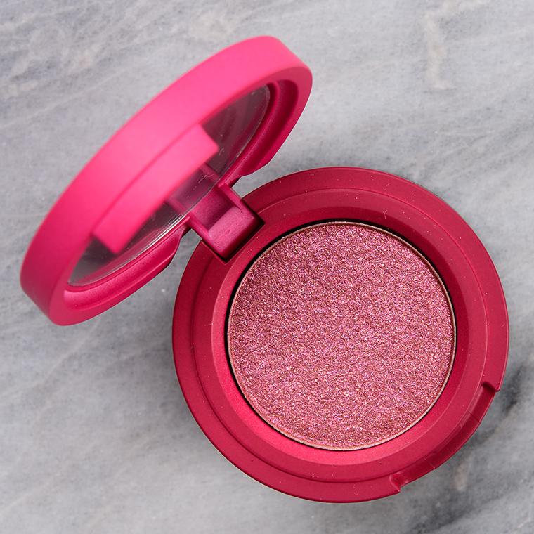 Kaja Moscato Pink Bouncy Shimmer Eyeshadow