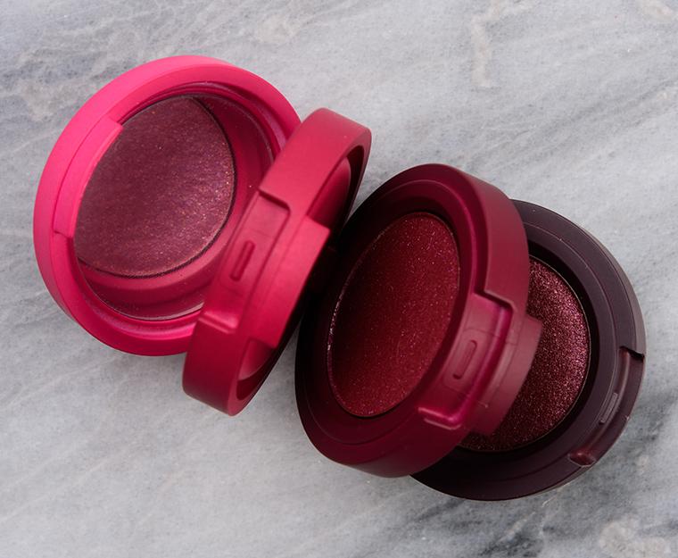 Kaja Sparkling Rose Beauty Bento Bouncy Shimmer Eyeshadow Trio