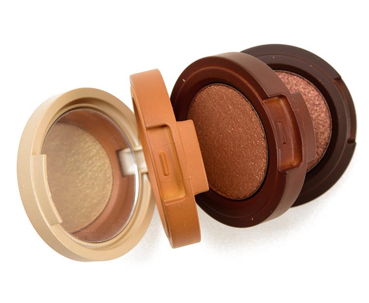 Kaja Toasted Caramel Beauty Bento Bouncy Shimmer Eyeshadow Trio