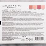 Anastasia Summer 2019 Mini Matte Lipstick Set