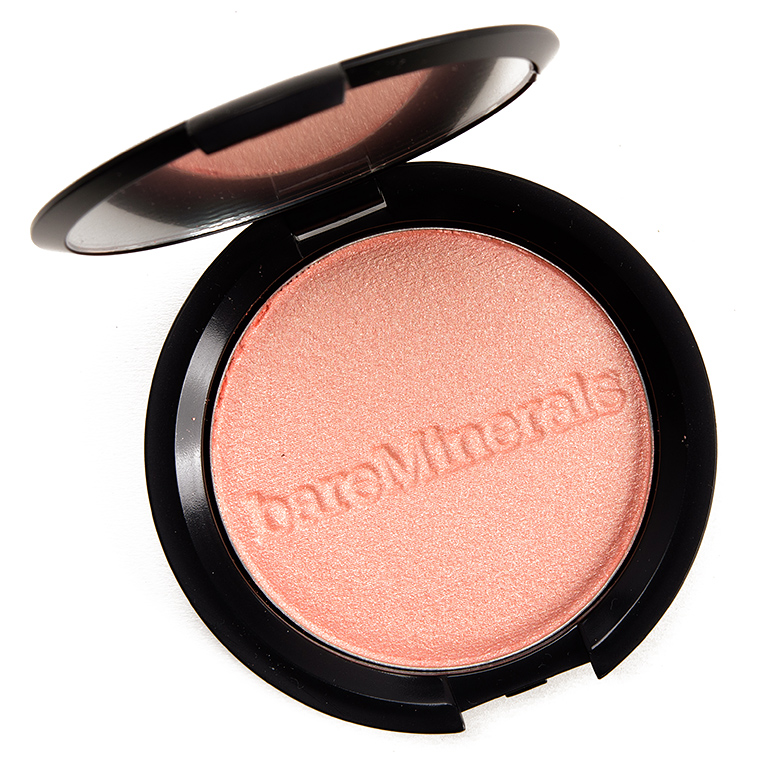 bareMinerals Joy Endless Glow Highlighter Review & Swatches