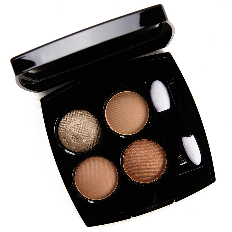 Chanel Lumieres Naturelles Les 4 Ombres Multi-Effect Quadra Eyeshadow