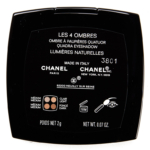 Chanel Lumieres Naturelles Les 4 Ombres Multi-Effect Quadra Eyeshadow