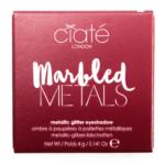 Ciate Phoenix Marbled Metals Metallic Glitter Eyeshadow