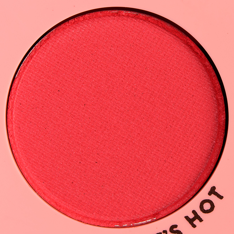 ColourPop Like It\'s Hot Pressed Powder Pigment