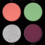 Linda Hallberg Cosmetics Spectral 8-Pan Eyeshadow Palette