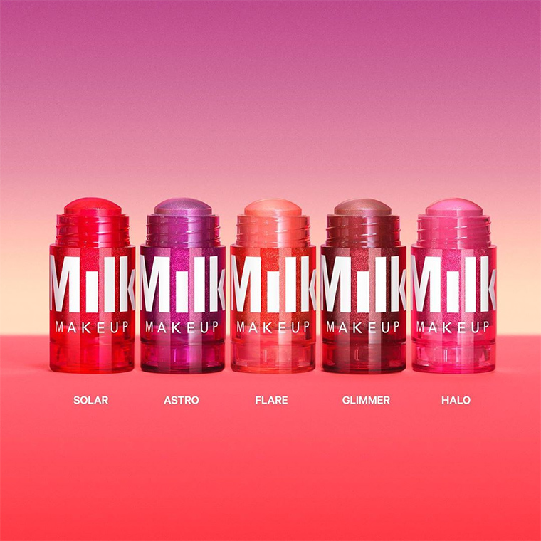 Milk Glow Oil Lip + Cheek Tints for Summer 2019