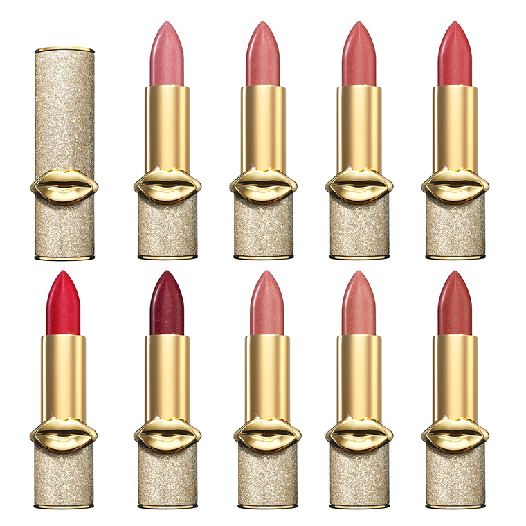 Pat McGrath BlitzTrance Lipsticks (New!) for Summer 2019
