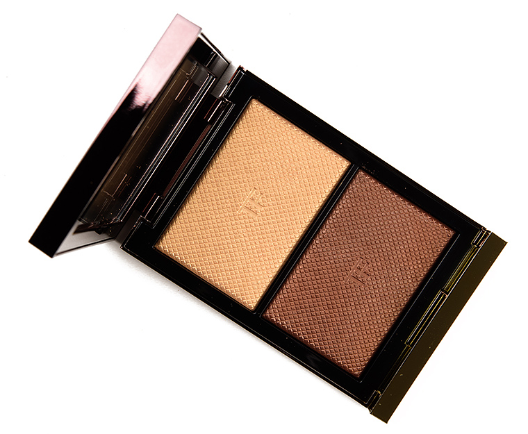 Tom Ford Flicker Skin Illuminating Duo Review & Swatches