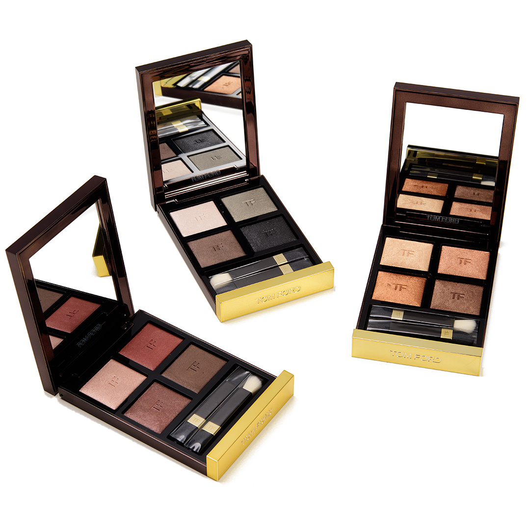 Tom Ford Summer 2019 Eye Color Quads Swatches