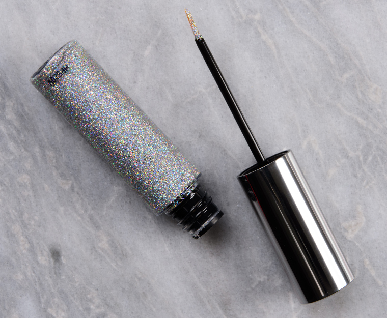 Urban Decay Sparkle Out Loud Heavy Metal Glitter Eyeliners Reviews & Swatches (Part 1)