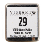 Viseart Mocha (Warm Mattes #11) Eyeshadow