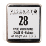 Viseart Nutmeg (Warm Mattes #10) Eyeshadow