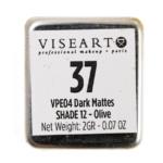 Viseart Olive (Dark Matte #12) Eyeshadow
