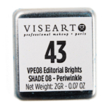 Viseart Periwinkle (Bright Editorial #8) Eyeshadow