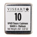 Viseart Platinum (Cashmere #6) Eyeshadow