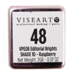 Viseart Raspberry (Bright Editorial #10) Pressed Pigment