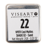 Viseart Sand (Cool Mattes 2 #2) Eyeshadow