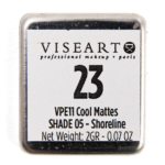 Viseart Shoreline (Cool Mattes 2 #5) Eyeshadow
