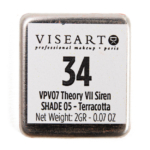 Viseart Terracotta (Siren #5) Eyeshadow