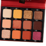 Viseart Warm Edit Edit Eyeshadow Palette