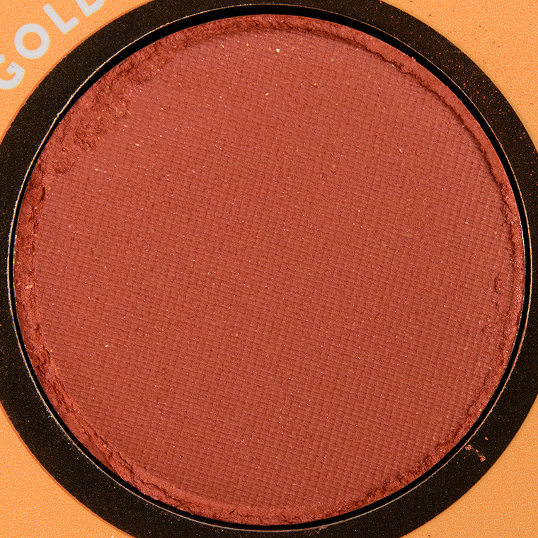 Colour Pop Gold Rush Pressed Powder Shadow