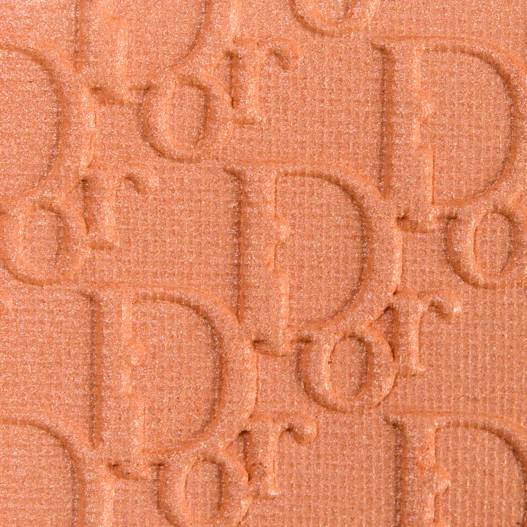 Dior Shimmer Orange Backstage Eyeshadow