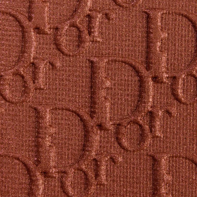 Dior Shimmer Sienna Backstage Eyeshadow