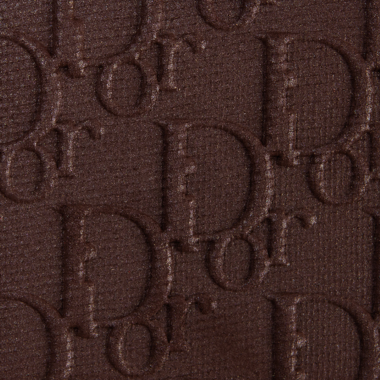 Dior Matte Smoky Brown Backstage Eyeshadow