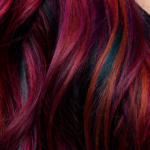 New Hair Color -- Desert Sunset Balayage