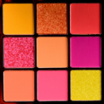 Huda Beauty Neon Orange Neon Obsessions Palette