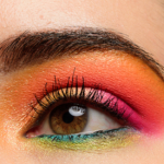 Huda Beauty Neon Orange | Look Details