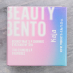 Kaja Hella Azalea Beauty Bento Bouncy Shimmer Eyeshadow Trio